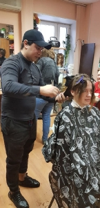 Курс парикмахерское искусство